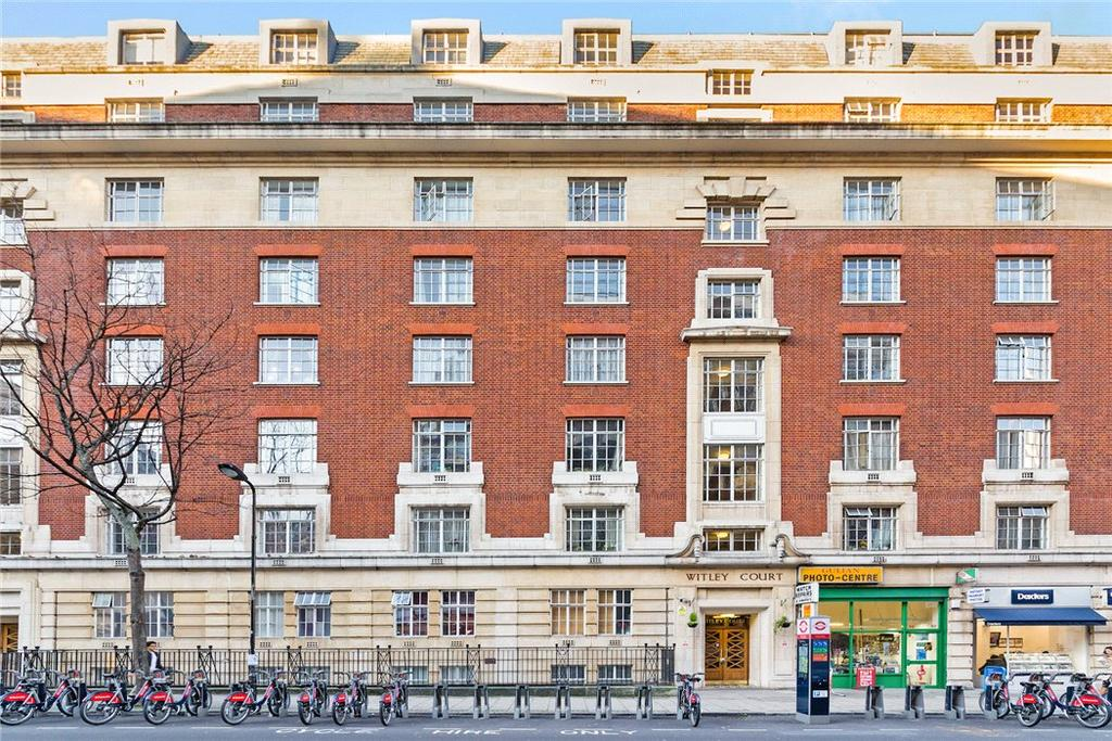 2 Bedrooms Flat for sale in Witley Court, Coram Street, London, WC1N