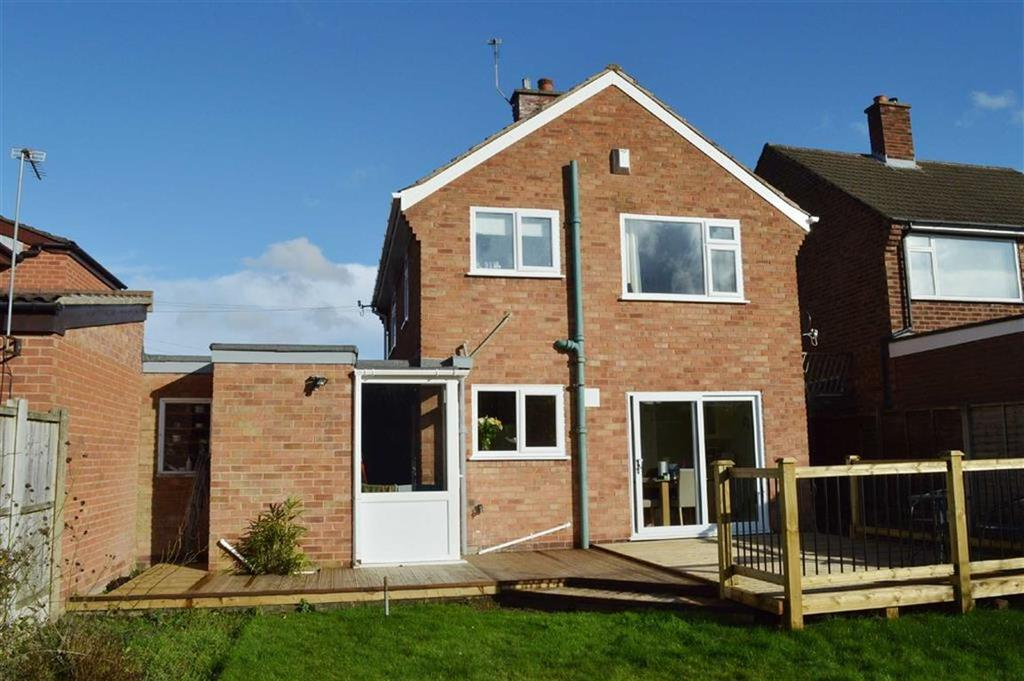 3 Bedrooms Detached House for sale in Marfords Avenue, CH63