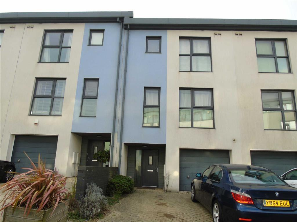 4 Bedrooms Town House for sale in Marina Villas, Trawler Road, Swansea