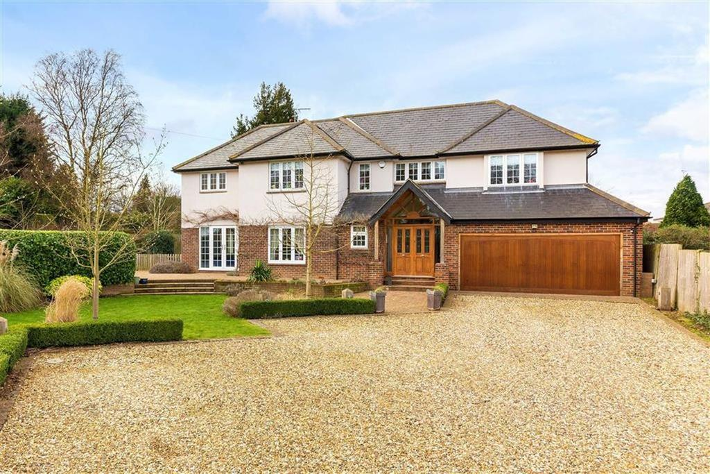 5 Bedrooms Detached House for sale in Mill Lane, Hitchin, Hertfordshire
