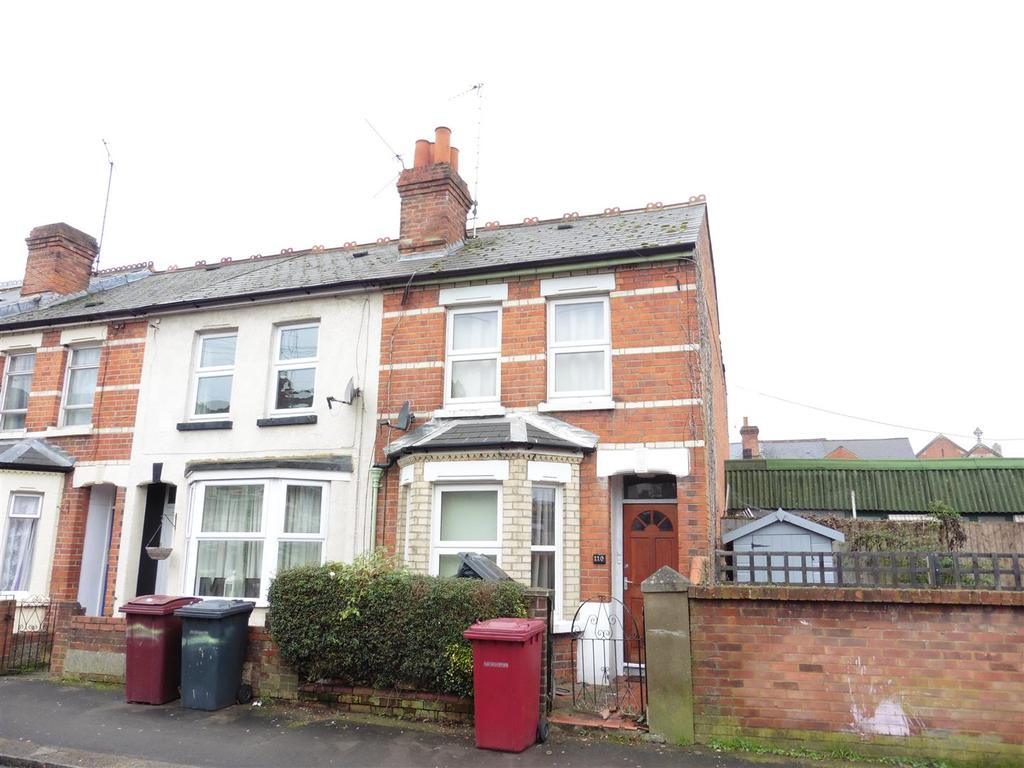 3 Bedrooms Terraced House for sale in Belmont Road, READING