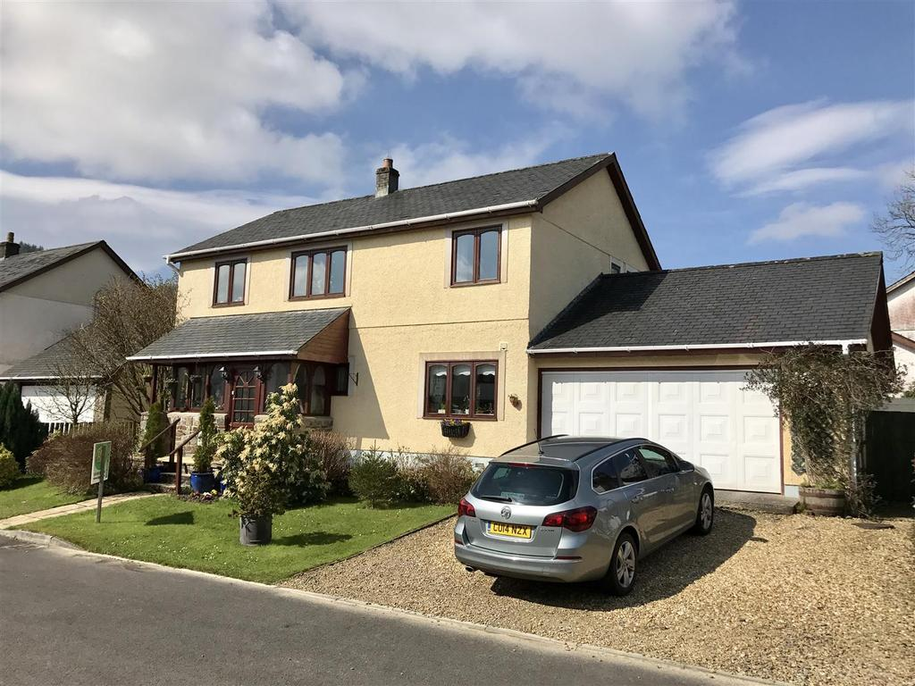 4 Bedrooms Detached House for sale in Talley, Llandeilo