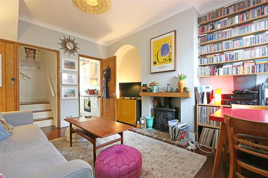 2 Bedrooms Terraced House for sale in Newlands Road, London, SW16