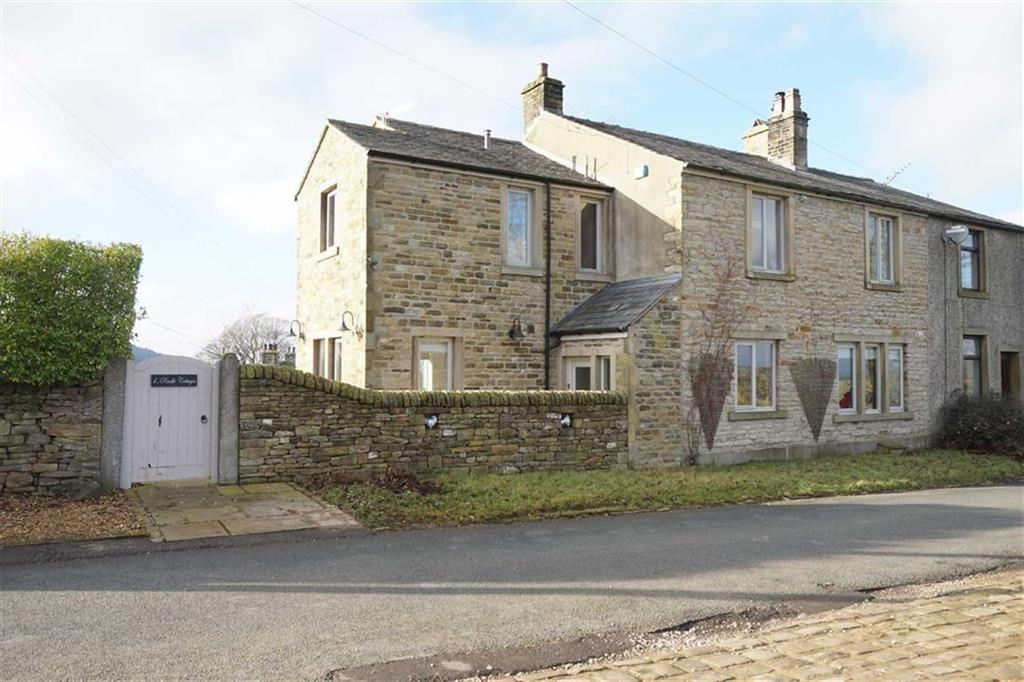 3 Bedrooms Semi Detached House for sale in Pendle Cottages, Twiston, Ribble Valley
