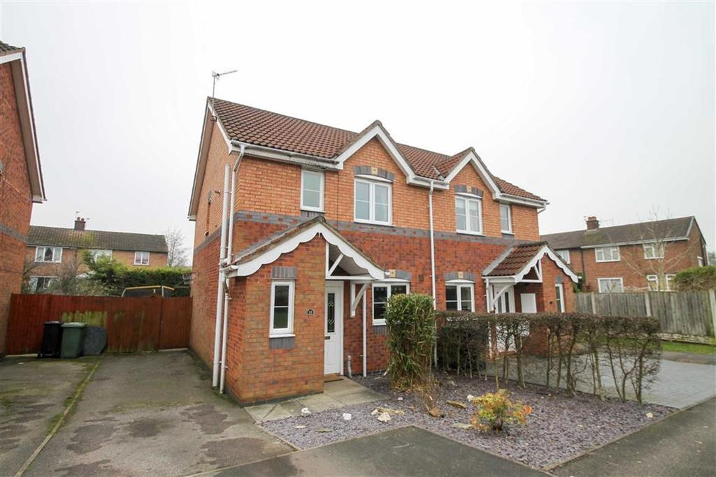 3 Bedrooms Semi Detached House for sale in Brambles Chase, Cuddington
