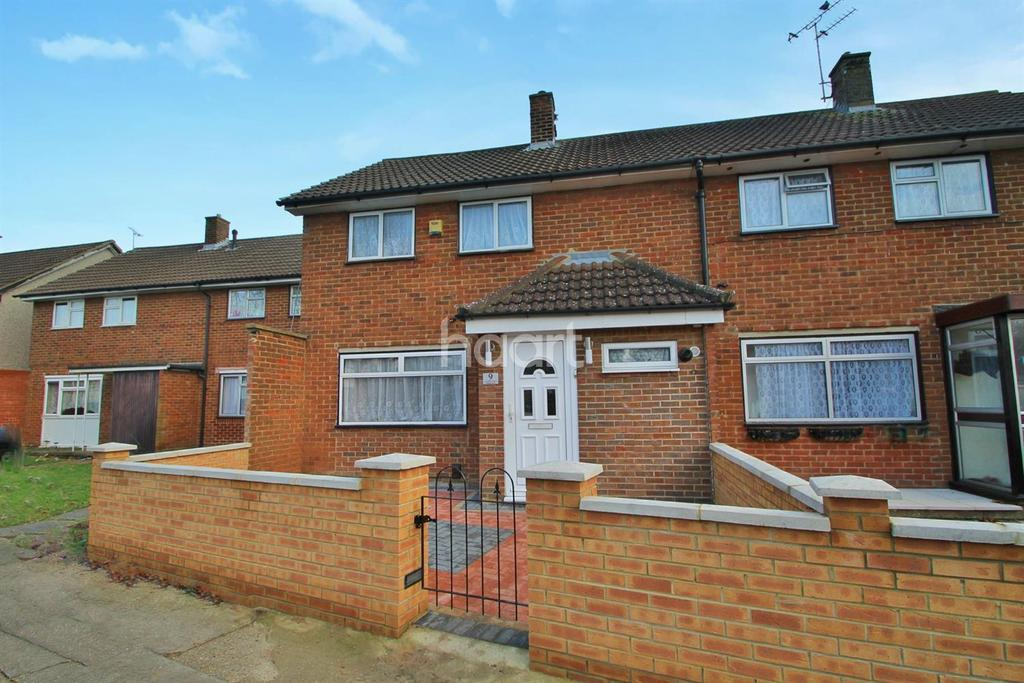 3 Bedrooms End Of Terrace House for sale in Clayburn Circle, Basildon
