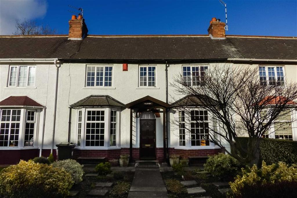 3 Bedrooms Terraced House for sale in Campville, North Shields