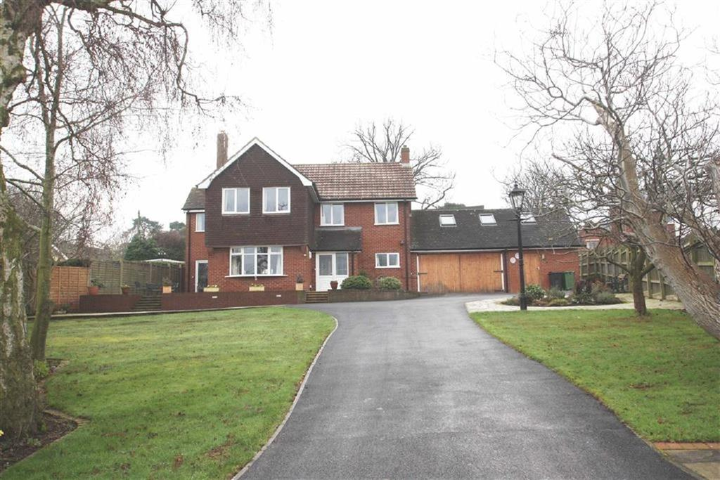 4 Bedrooms Detached House for sale in Sharpstones Lane, Bayston Hill, Shrewsbury