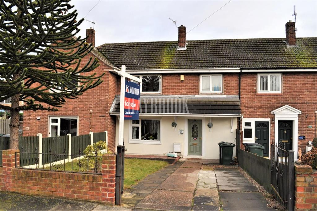 3 Bedrooms Terraced House for sale in Goodwin Crescent, Swinton
