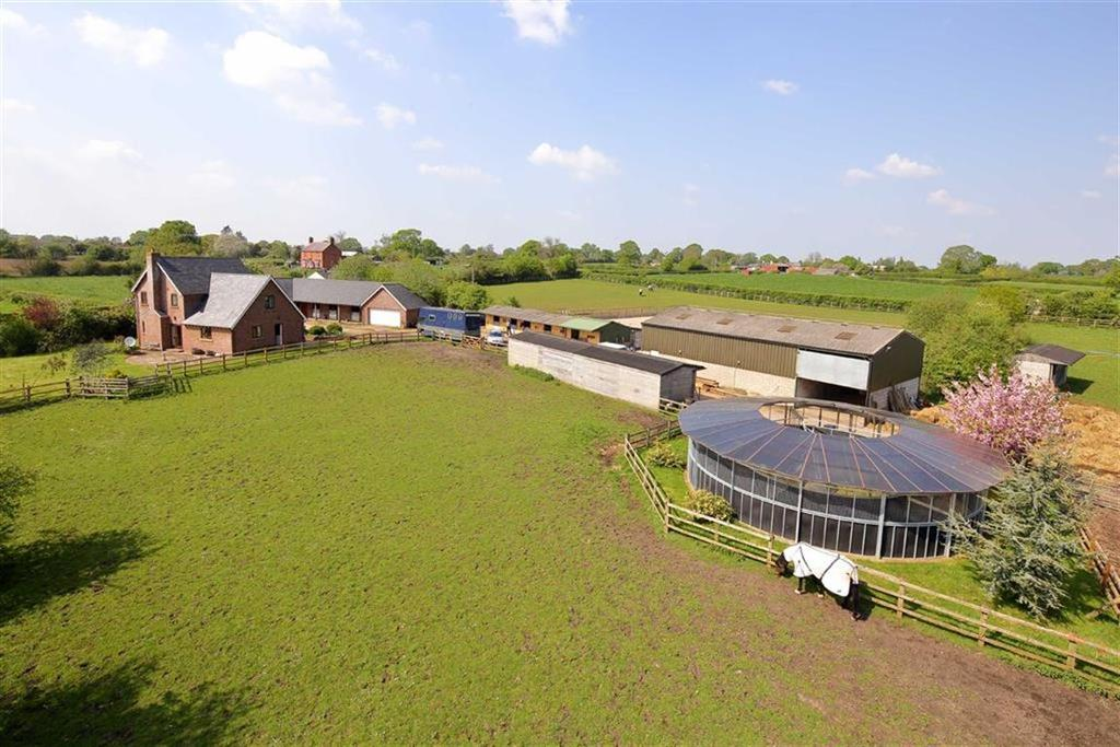 3 Bedrooms Detached House for sale in Whixall, Whitchurch, SY13