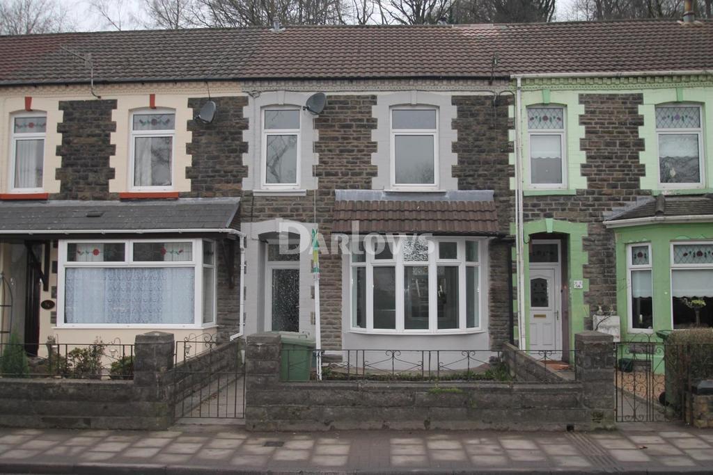 4 Bedrooms Terraced House for sale in Berw Road, pontypridd