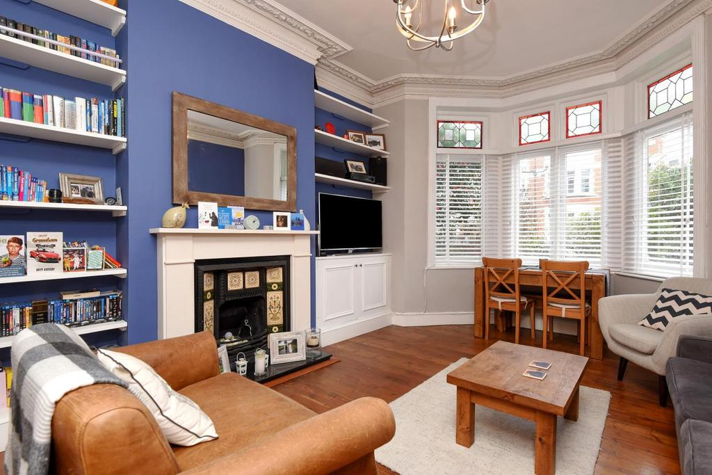 2 Bedrooms Flat for sale in Salford Road, Balham, SW2