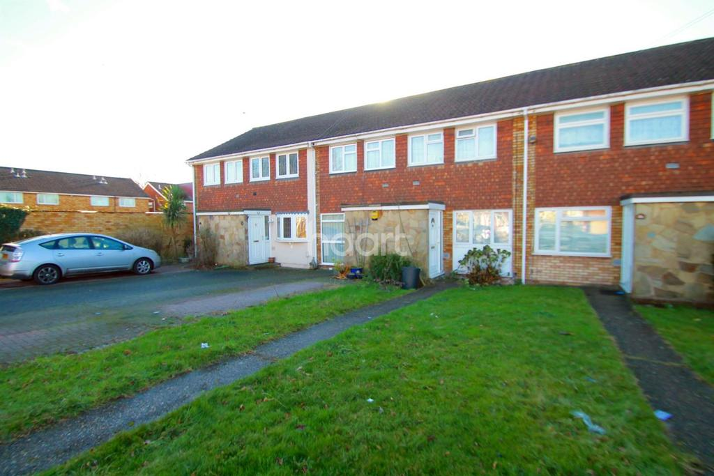 2 Bedrooms Terraced House for sale in South Hayes