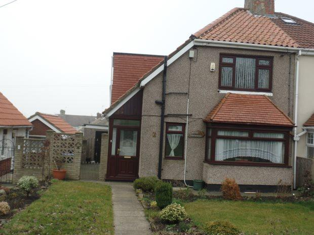 3 Bedrooms Semi Detached House for sale in WRAITH TERRACE, HORDEN, PETERLEE AREA VILLAGES