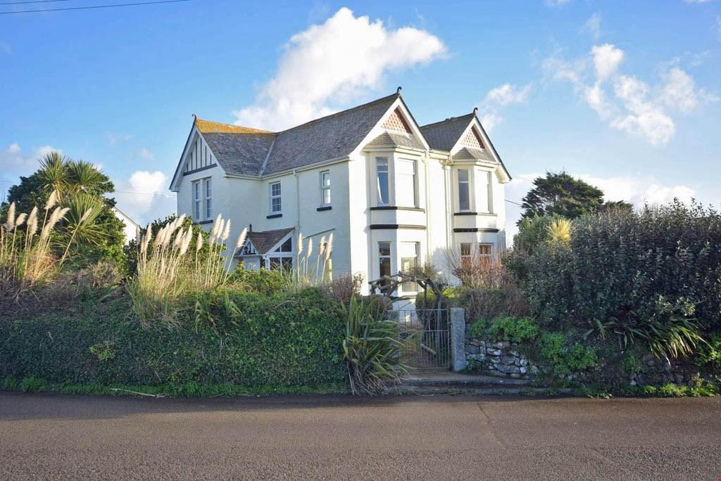 4 Bedrooms Detached House for sale in The Lizard, Cornwall, TR12