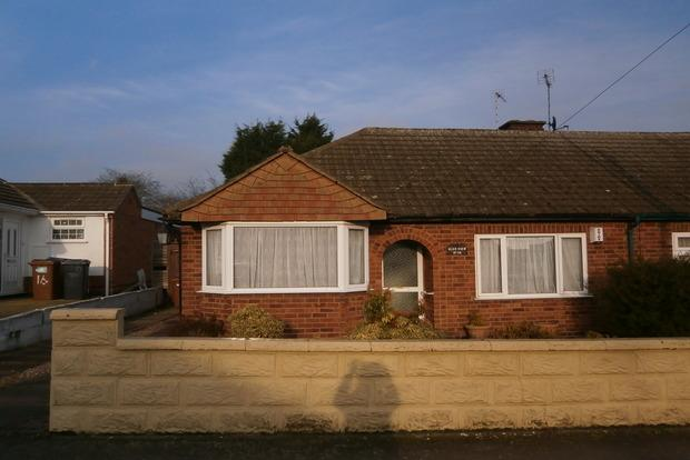 2 Bedrooms Detached Bungalow for sale in Lawnwood Road, Groby, Leicester, LE6