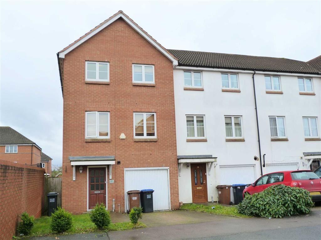 4 Bedrooms End Of Terrace House for sale in Purdom Road, Welwyn Garden City