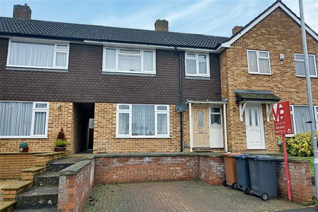 3 Bedrooms Terraced House for sale in Cecil Road, Hertford, Herts, SG13