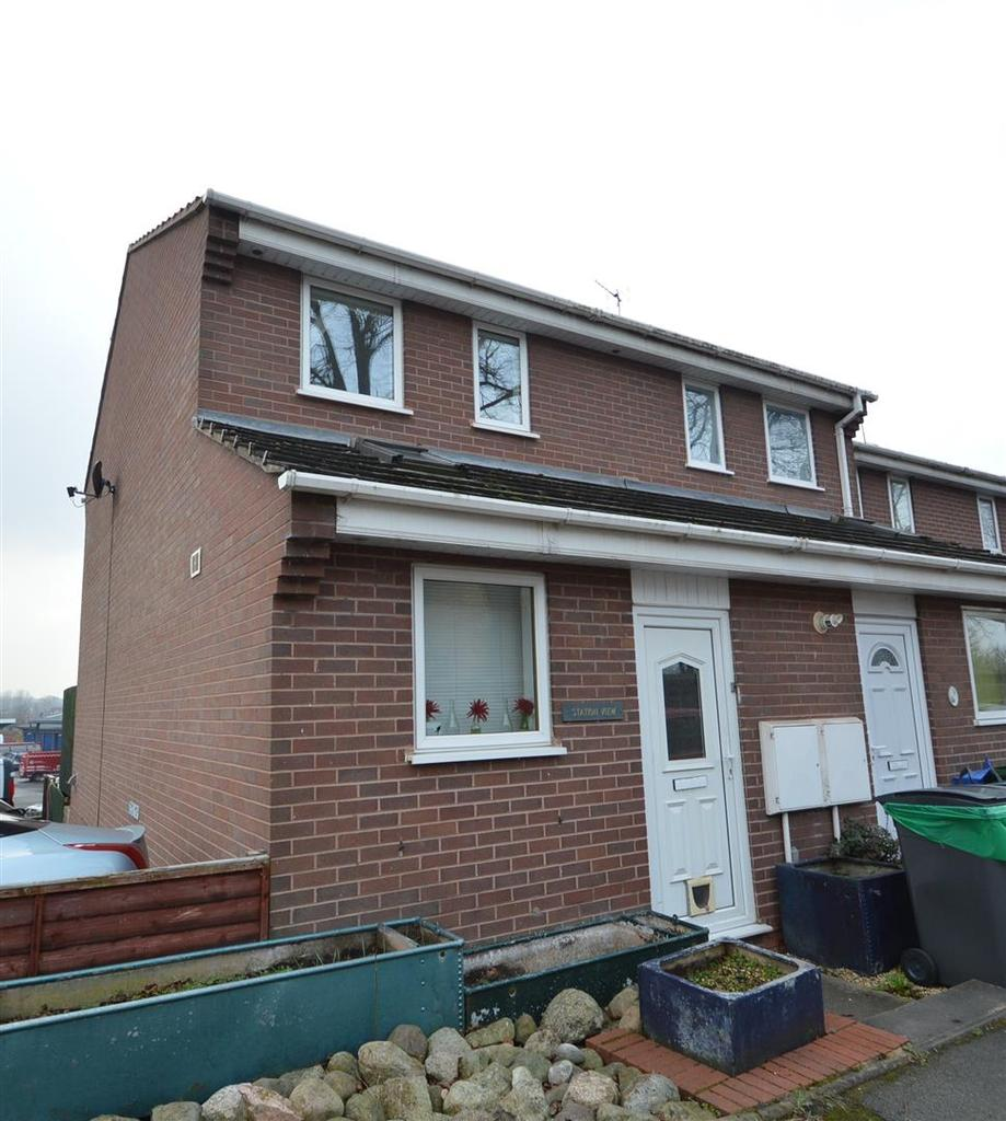 2 Bedrooms Terraced House for sale in 10 St. Michaels Terrace, Shrewsbury, SY1 2HW