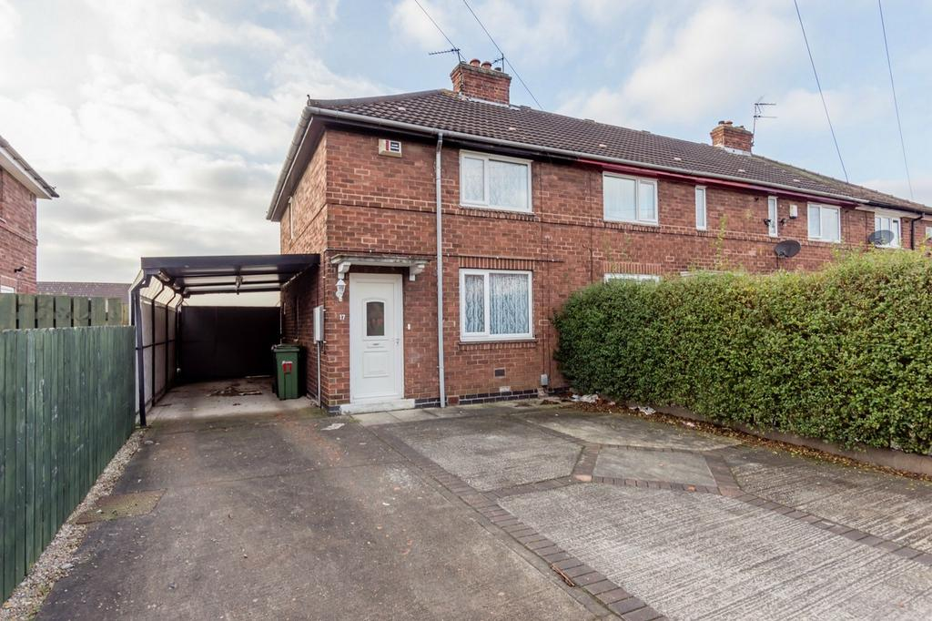 2 Bedrooms End Of Terrace House for sale in St Philips Grove, Clifton, YORK