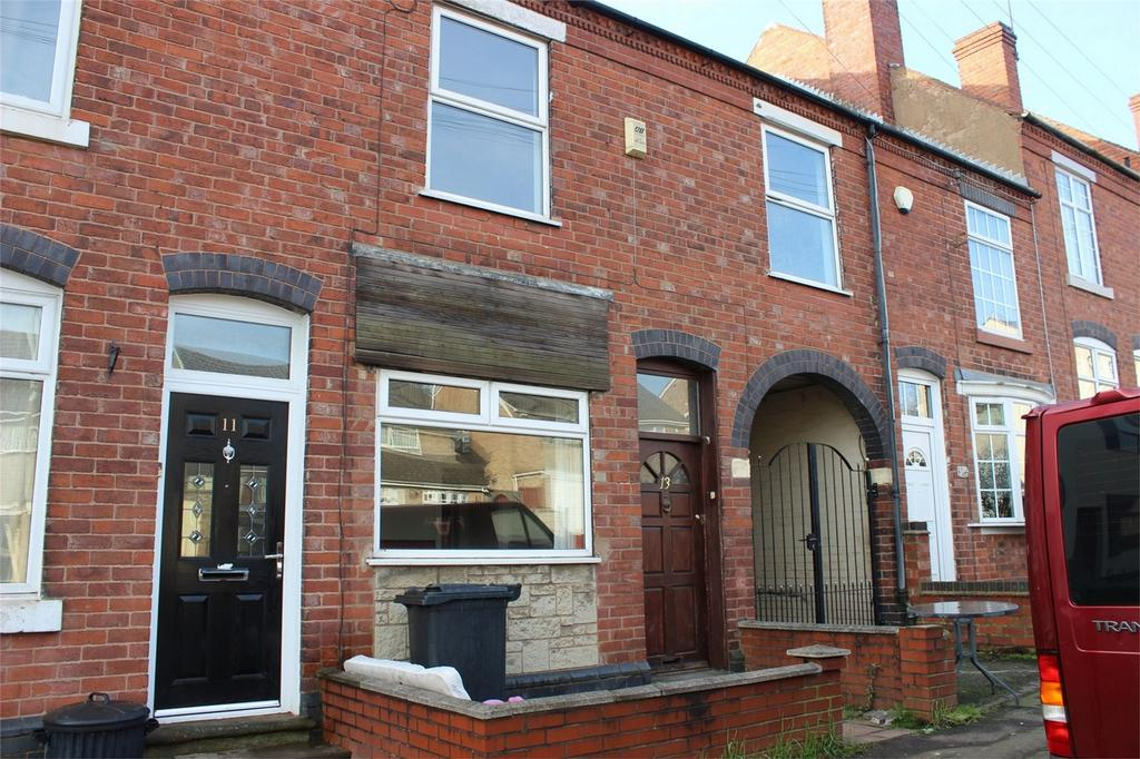 3 Bedrooms Terraced House for sale in Ladysmith Road, HALESOWEN, West Midlands