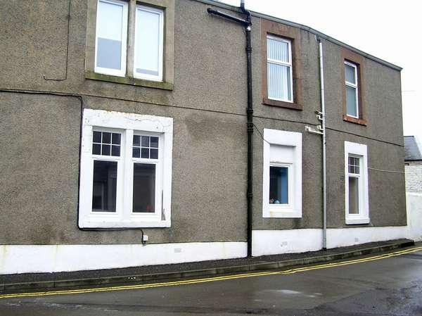 3 Bedrooms Flat for sale in 10 Clyde Street, Millport, Isle of Cumbrae, KA28 0EP