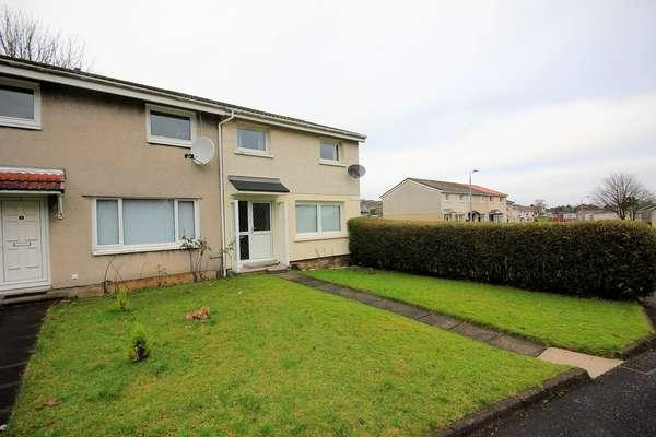 3 Bedrooms End Of Terrace House for sale in 1 Mauchline, Calderwood, East Kilbride, G74 3SA