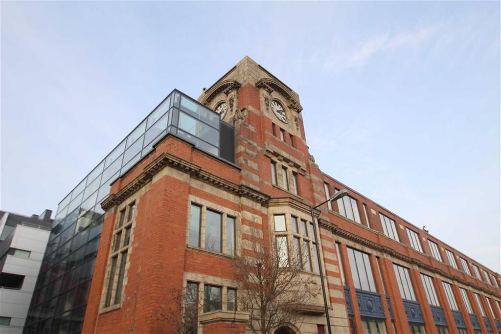 3 Bedrooms Penthouse Flat for sale in 32 Woodfield Road, Altrincham