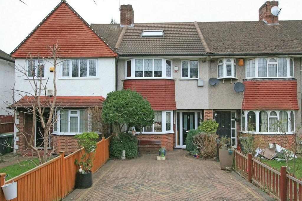 3 Bedrooms Terraced House for sale in Whitefoot Lane, Bromley, Kent