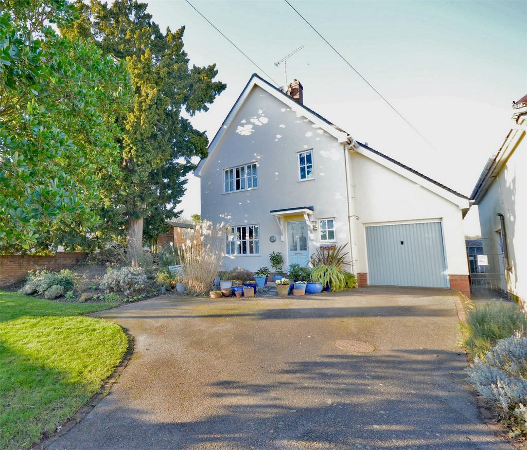 3 Bedrooms Detached House for sale in Siskins, 1 Red Lion Cottages, Great Sampford, Nr Saffron Walden
