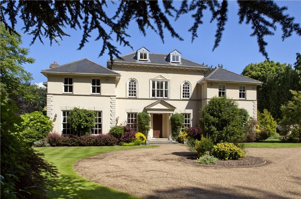 7 Bedrooms Detached House for sale in Parkfield, Sevenoaks, Kent, TN15