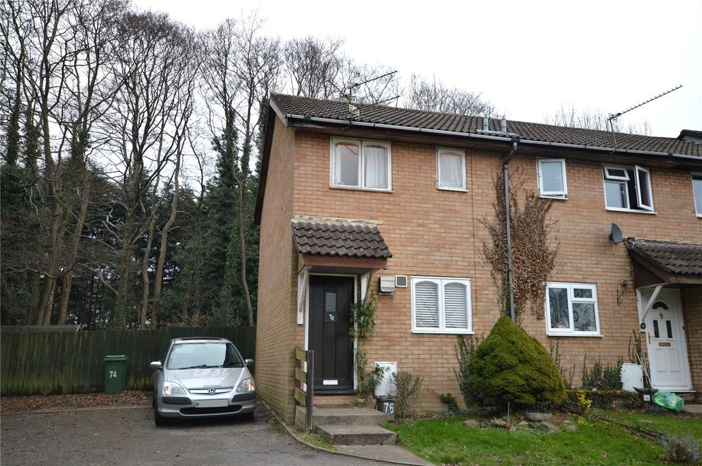 2 Bedrooms End Of Terrace House for sale in Woodlawn Way, Thornhill, Cardiff, CF14