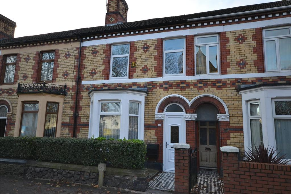 4 Bedrooms Terraced House for sale in Paget Street, Grangetown, Cardiff, CF11