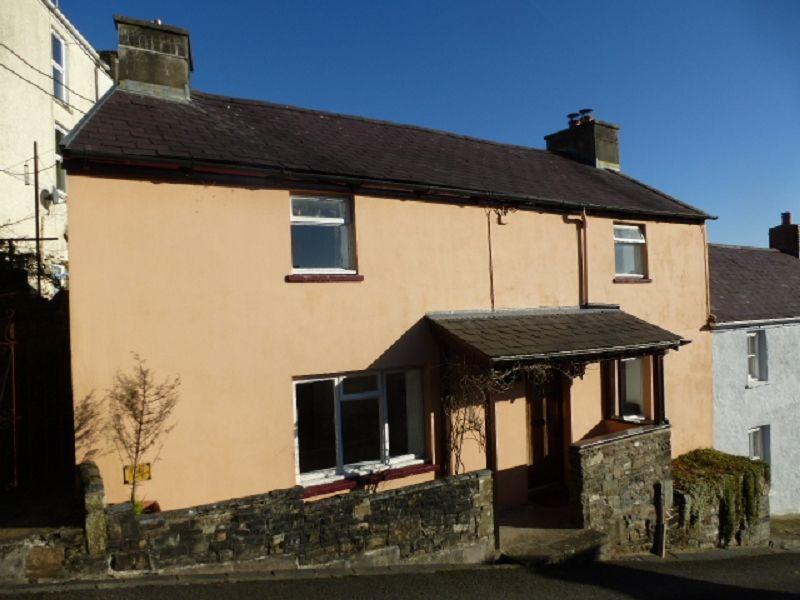 2 Bedrooms Semi Detached House for sale in 8 Quay Street, Llandeilo, Carmarthenshire.