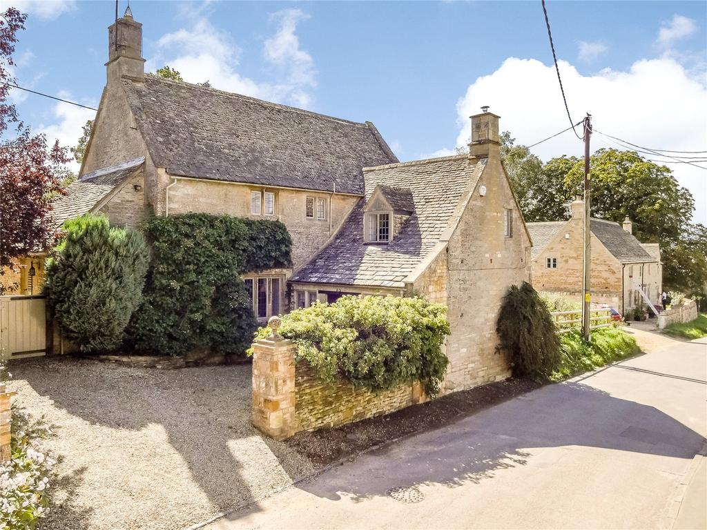 3 Bedrooms Detached House for sale in Great Rissington, Cheltenham, Gloucestershire, GL54