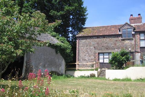 2 bedroom semi-detached house to rent - Roe Farm Cottage, Golland Farm,Golland Lane, Burrington, Umberleigh
