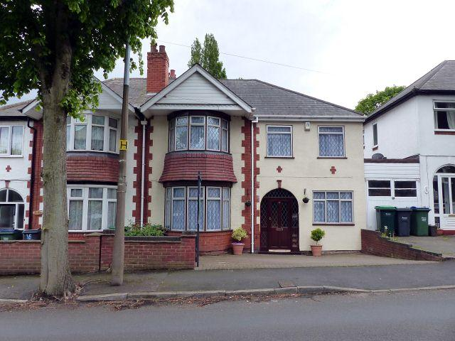5 Bedrooms Semi Detached House for sale in Charlemont Avenue,West Bromwich,West Midlands