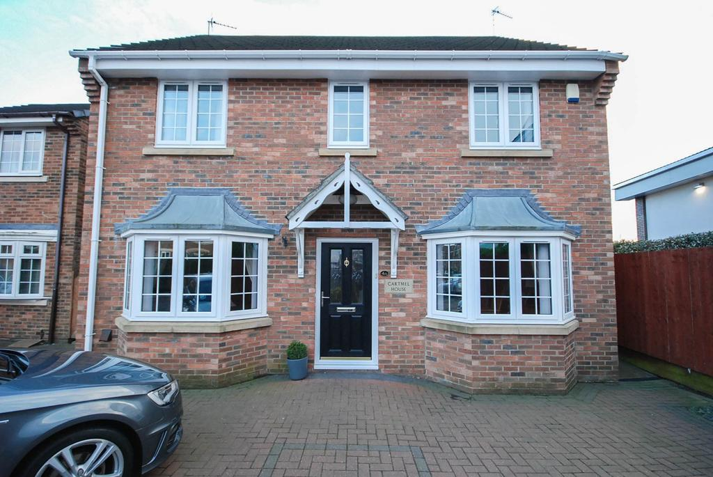 4 Bedrooms Detached House for sale in Cartmel Park, Pelaw