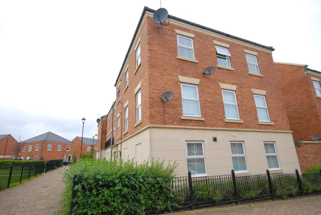 1 Bedroom Flat for sale in North Main Court, South Shields