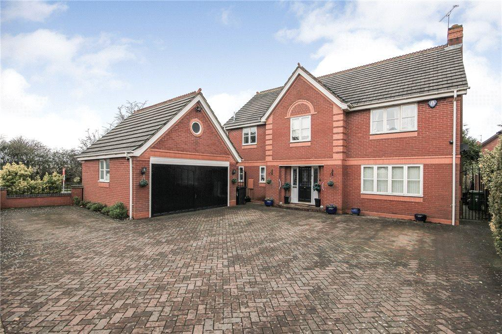 4 Bedrooms Detached House for sale in Bell Meadow, Pedmore, Stourbridge, DY9