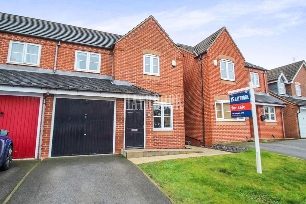 3 Bedrooms Semi Detached House for sale in Green Close, Sheffield