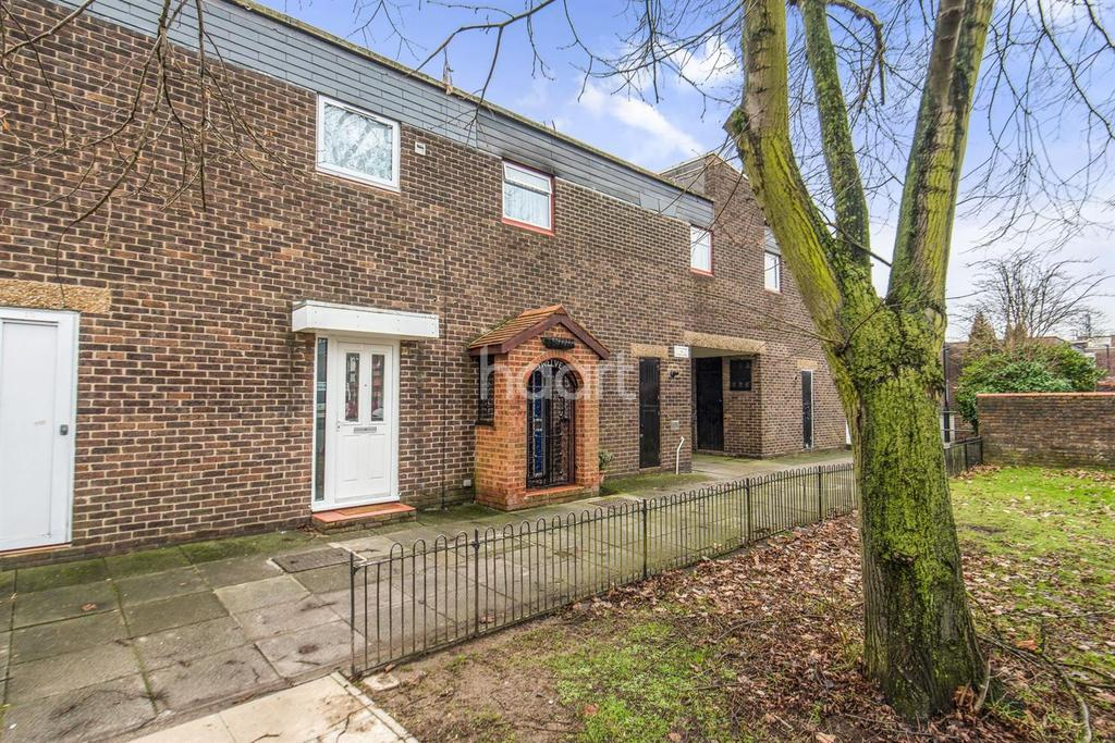 3 Bedrooms Terraced House for sale in Northolt