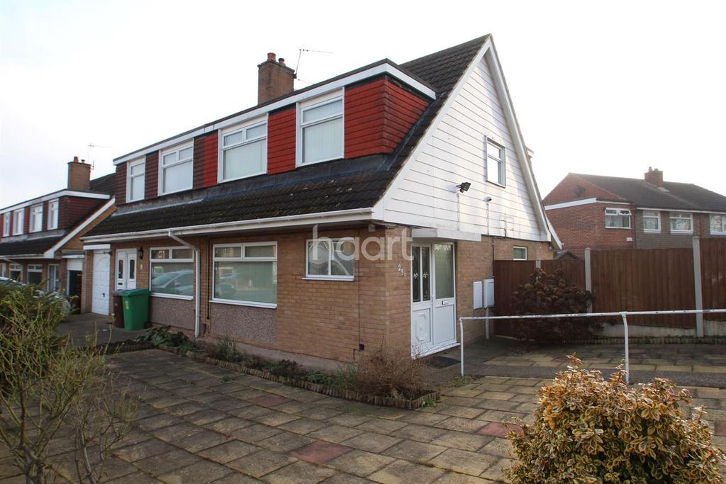 3 Bedrooms Semi Detached House for sale in Eisele Close, Bulwell