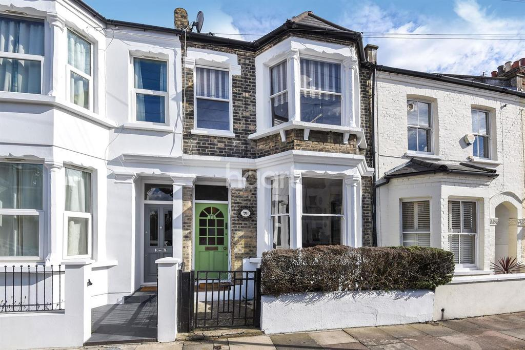 4 Bedrooms Terraced House for sale in Avening Road, Southfields