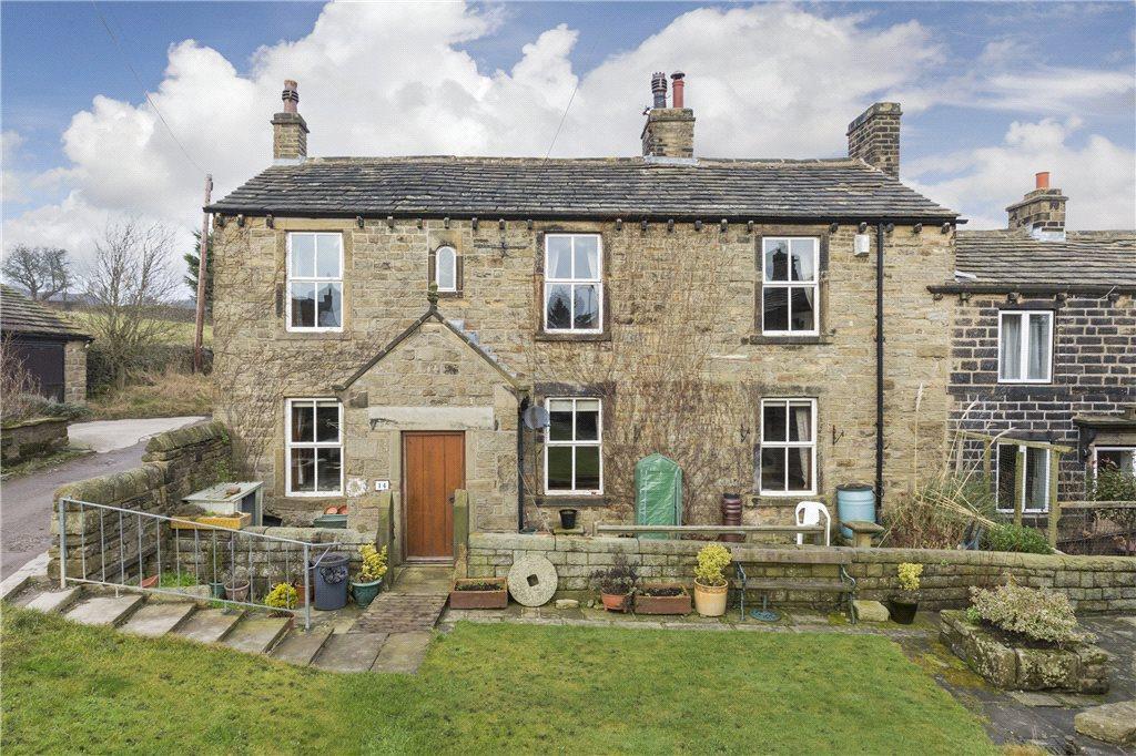 4 Bedrooms Unique Property for sale in Ryecroft, Harden, Bingley, West Yorkshire