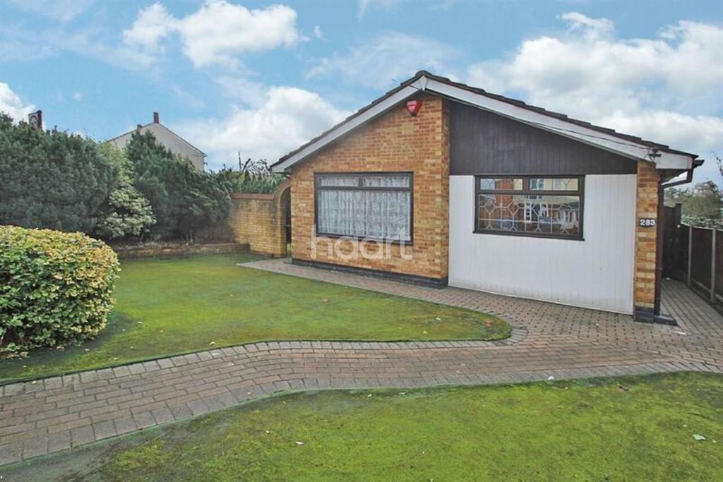2 Bedrooms Bungalow for sale in Rainham Road, Rainham