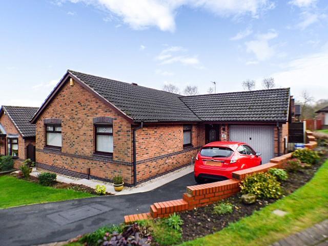 3 Bedrooms Detached Bungalow for sale in Delphfield, Norton, Runcorn