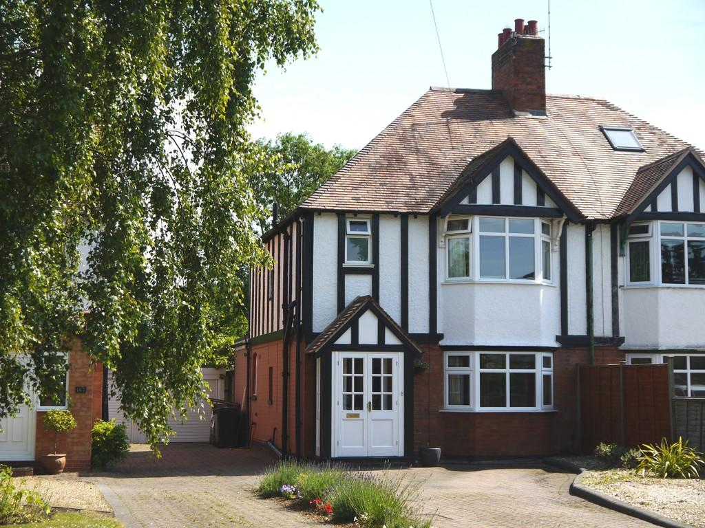 3 Bedrooms Semi Detached House for sale in Banbury Road, Stratford-Upon-Avon