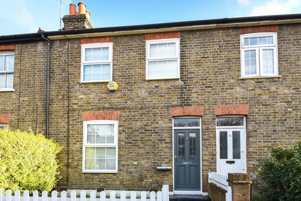 2 Bedrooms Terraced House for sale in Park Road, Chislehurst, BR7