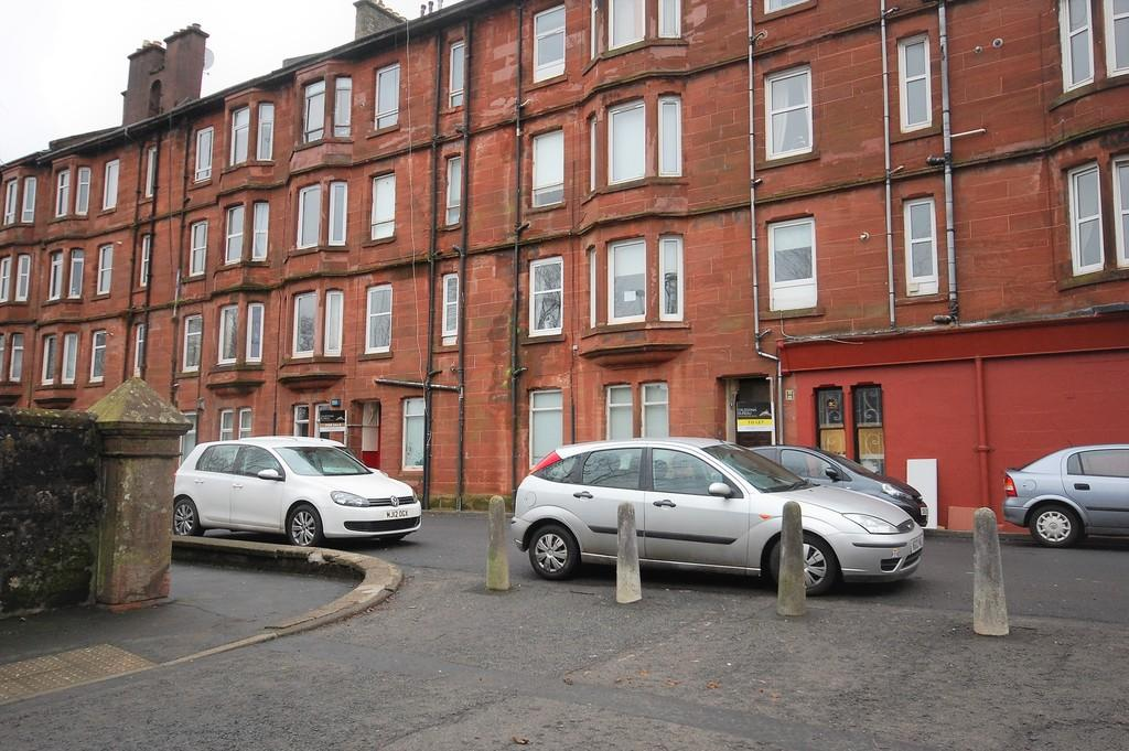 1 Bedroom Flat for sale in Station Road, Dumbarton G82 1SA
